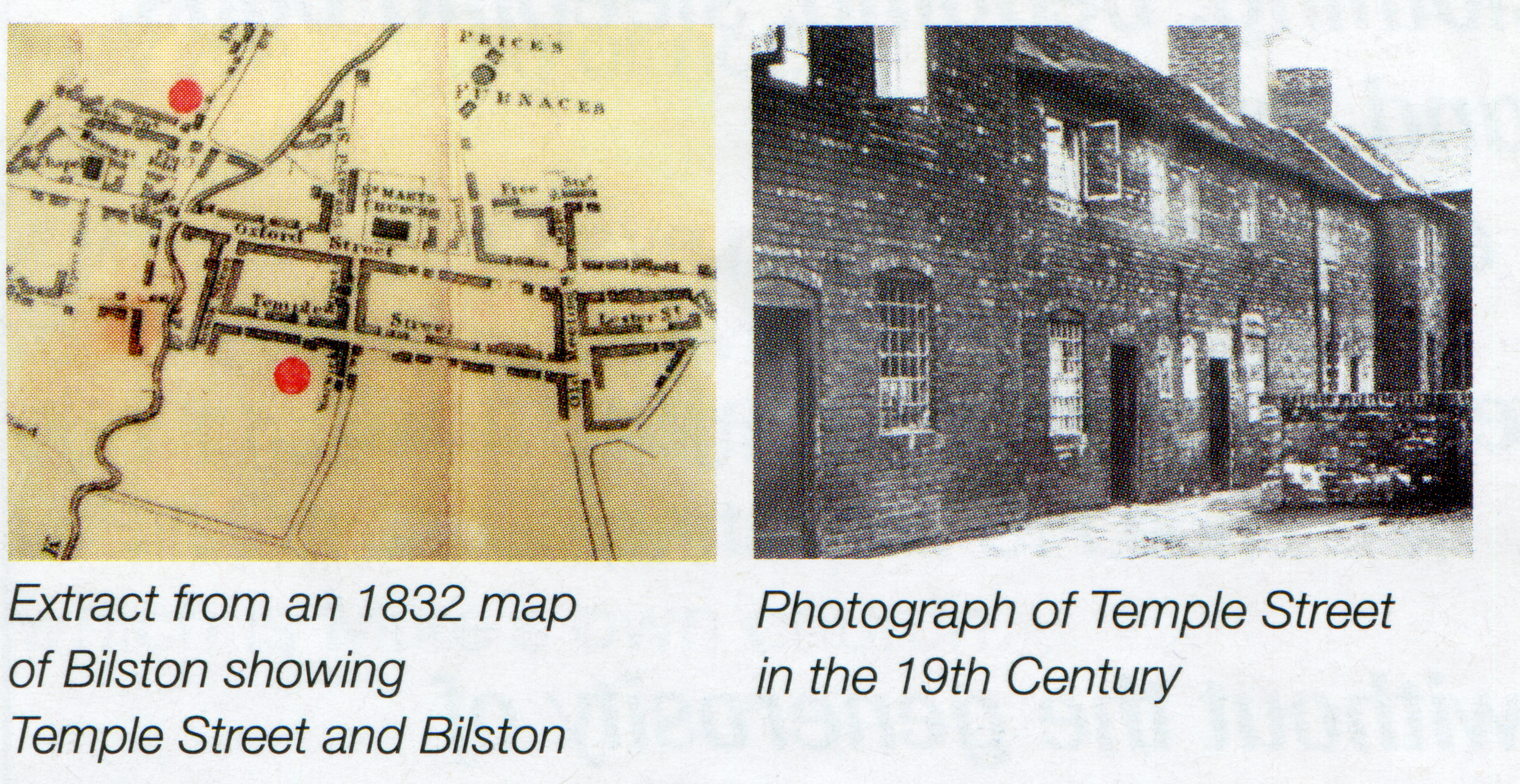 Old photos of Bilston
